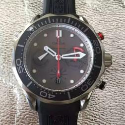 Best Replica Omega Seamaster 300m Diver ETNZ Regatta Co-Axial Chronograph Rubber Strap 44mm OS132