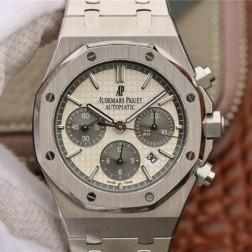 New Swiss Made Automatic Audemars Piguet Royal Oak Chronograph 1:1 Best Clone Watch 41MM SAP0007