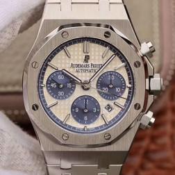 New Swiss Made Automatic Audemars Piguet Royal Oak Chronograph 1:1 Best Clone Watch 41MM SAP0009