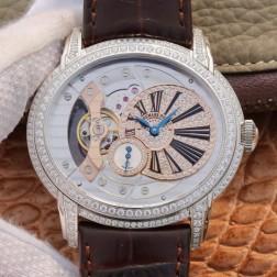 Swiss Automatic Audemars Piguet Millenary Best Replica Watch 41MMx47MM SAP0051