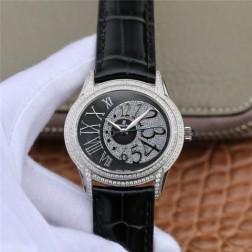 Swiss Automatic Audemars Piguet Millenary Best Replica Ladies Watch 35MMx39.5MM SAP0054