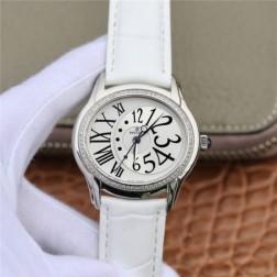 Swiss Automatic Audemars Piguet Millenary Best Replica Ladies Watch 35MMx39.5MM SAP0057