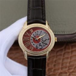 Swiss Automatic Audemars Piguet Millenary Best Replica Ladies Watch 35MMx39.5MM SAP0060