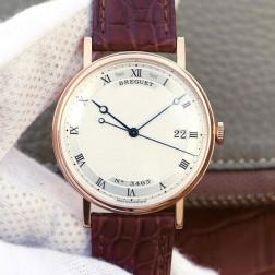38MM Swiss Made Automatic New Version Breguet Watch SBG0002