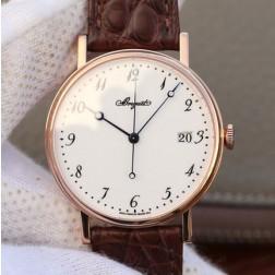 38MM Swiss Made Automatic New Version Breguet Watch SBG0007