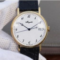 38MM Swiss Made Automatic New Version Breguet Watch SBG0008