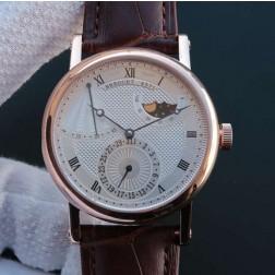 39MM Swiss Made Automatic New Version Breguet 7137 Watch SBG0011