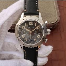 42MM Swiss Made Automatic New Version Breguet Watch SBG0018