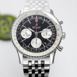 43MM Swiss Made Automatic New Breitling Navitimer B01 Best Replica Watch SBRE0001