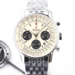 43MM Swiss Made Automatic New Breitling Navitimer B01 Best Replica Watch SBRE0002