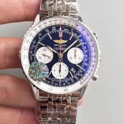 43MM Swiss Made Automatic New Breitling Navitimer B01 Best Replica Watch SBRE0004