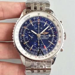 43MM Swiss Made Automatic New Breitling Navitimer B01 Best Replica Watch SBRE0007