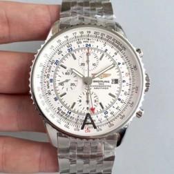 43MM Swiss Made Automatic New Breitling Navitimer B01 Best Replica Watch SBRE0008