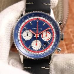 43MM Swiss Made Automatic New Breitling Navitimer B01 Best Replica Watch SBRE0009