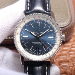 41MM Swiss Made Automatic New Breitling Navitimer Best Replica Watch SBRE0015