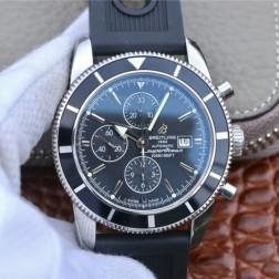 46MM Swiss Made Automatic New Breitling SUPEROCEAN Best Replica Watch SBRE0017