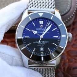 46MM Swiss Made Automatic New Breitling SUPEROCEAN Heritage II Best Replica Watch SBRE0022