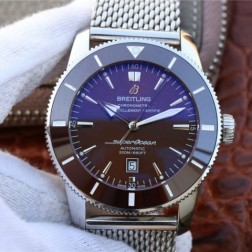 46MM Swiss Made Automatic New Breitling SUPEROCEAN Heritage II Best Replica Watch SBRE0026