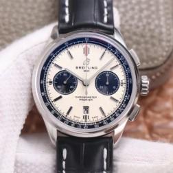 42MM Swiss Made Automatic New Breitling Premier B01 Best Replica Watch SBRE0029