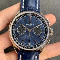 42MM Swiss Made Automatic New Breitling Premier B01 Best Replica Watch SBRE0030