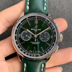 42MM Swiss Made Automatic New Breitling Premier B01 Best Replica Watch SBRE0031