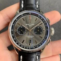 42MM Swiss Made Automatic New Breitling Premier B01 Best Replica Watch SBRE0032