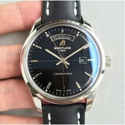 43MM Swiss Made Automatic New Breitling TRANSOCEAN Best Replica Watch SBRE0035
