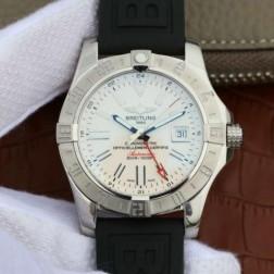 43MM Swiss Made Automatic New Breitling Avenger II GMT Best Replica Watch SBRE0043