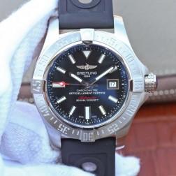 45MM Swiss Made Automatic New Breitling Avenger II Seawolf Best Replica Watch SBRE0047