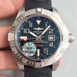 45MM Swiss Made Automatic New Breitling Avenger II Seawolf Best Replica Watch SBRE0048