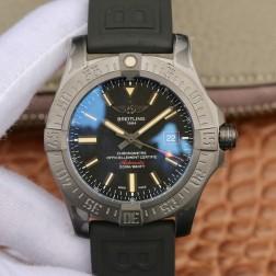 44MM Swiss Made Automatic New Breitling Avenger Blackbird Best Replica Watch SBRE0051