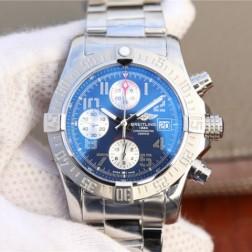 43MM Swiss Made Automatic New Breitling Avenger II Best Replica Watch SBRE0053