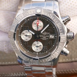 43MM Swiss Made Automatic New Breitling Avenger II Best Replica Watch SBRE0054