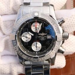 43MM Swiss Made Automatic New Breitling Avenger II Best Replica Watch SBRE0055