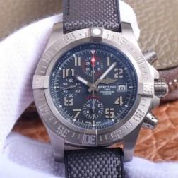 45MM Swiss Made Automatic New Breitling Avenger Bandit Best Replica Watch SBRE0057