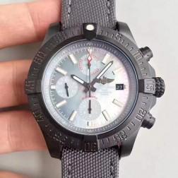 45MM Swiss Made Automatic New Breitling Avenger Bandit Best Replica Watch SBRE0058