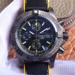 45MM Swiss Made Automatic New Breitling Avenger Bandit Best Replica Watch SBRE0059