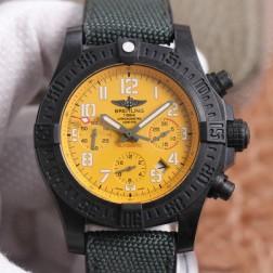45MM Swiss Made Automatic New Breitling Avenger II Seawolf Best Replica Watch SBRE0060