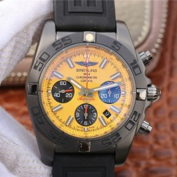 44MM Swiss Made Automatic New Breitling Best Replica Watch SBRE0061