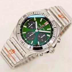 42MM Swiss Made Automatic New Breitling Chronomat Best Replica Watch SBRE0065