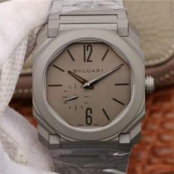 41MM Swiss Made Automatic New Bvlgari OCTO Best Clone Titanium Watch SBV0023