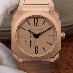 41MM Swiss Made Automatic New Bvlgari OCTO Best Clone Titanium Watch SBV0024