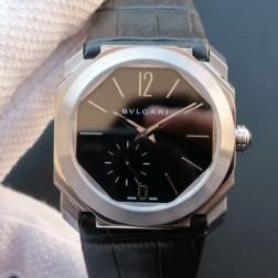 41MM Swiss Made Automatic New Bvlgari OCTO Best Clone Titanium Watch SBV0027