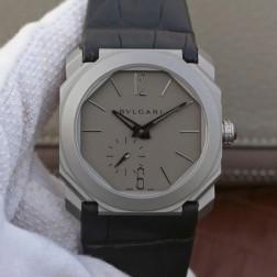 41MM Swiss Made Automatic New Bvlgari OCTO Best Clone Titanium Watch SBV0028