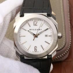 41MM Swiss Made Automatic New Bvlgari OCTO Best Clone Titanium Watch SBV0033