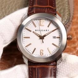 41MM Swiss Made Automatic New Bvlgari OCTO Best Clone Titanium Watch SBV0034