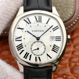 New Swiss Made Automatic Drive de Cartier WSNM0004 1:1 Best Replica Watch 40MM SCA0005