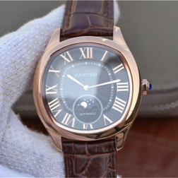 New Swiss Made Automatic Drive de Cartier WGNM0008 1:1 Best Replica Watch 41MM SCA0008