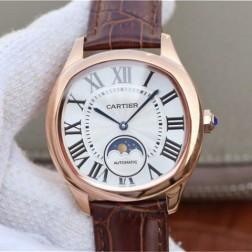 New Swiss Made Automatic Drive de Cartier WGNM0008 1:1 Best Replica Watch 41MM SCA0009