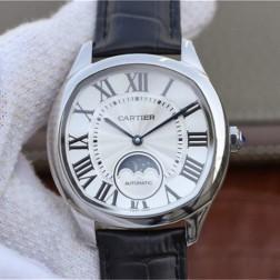 New Swiss Made Automatic Drive de Cartier WSNM0008 1:1 Best Replica Watch 41MM SCA0011